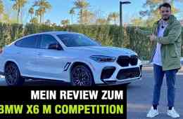 (2020) BMW X6 M Competition