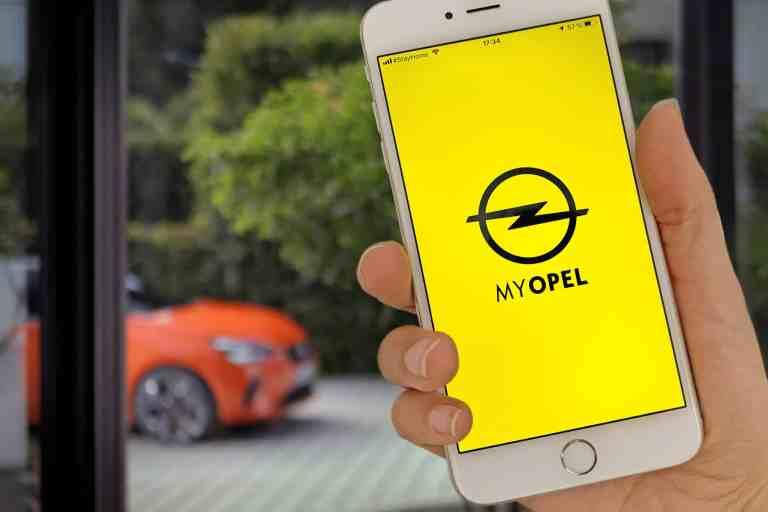 myOpel App: Reichweite überprüfen und Geld sparen