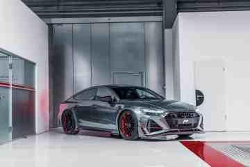 Abt tunt den Audi RS7