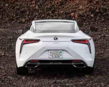 Lexus LC (2020)