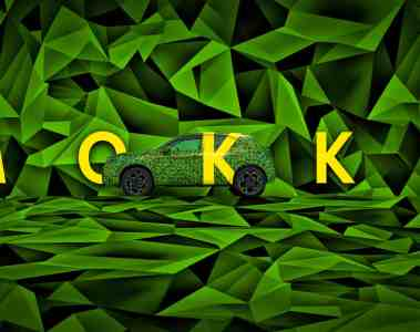 getarnter Opel-Mokka
