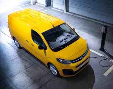 Neuer Opel Vivaro-e