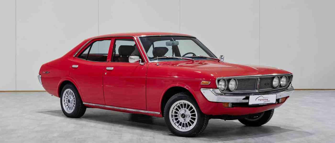 Toyota Corona.