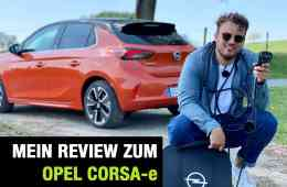 "2020 Opel Corsa-e ""First Edition"" (136 PS) - Elektro-Fahrbericht 