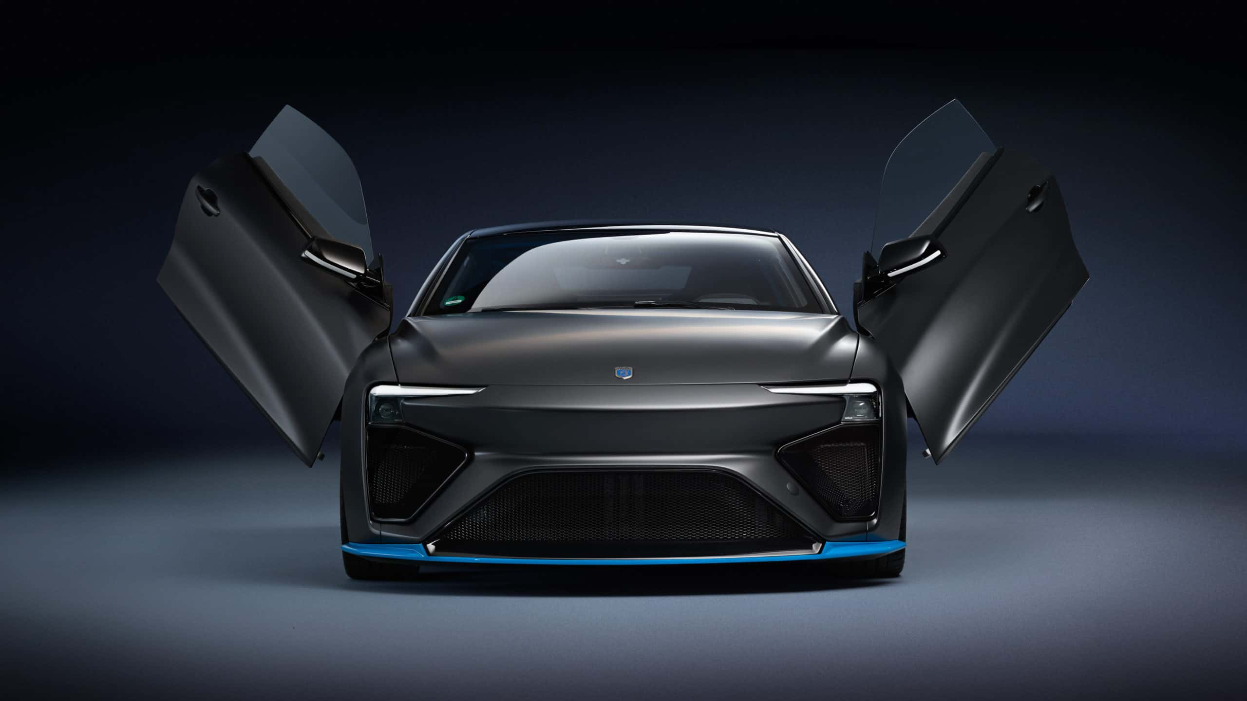 "Weltpremiere: Roland Gumpert Nathalie ""First Edition"" 2020"