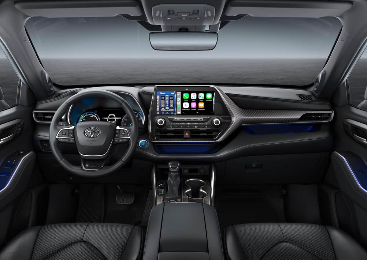 Toyota Highlander kommt 2021 mit Hybrid-und Allradantrieb