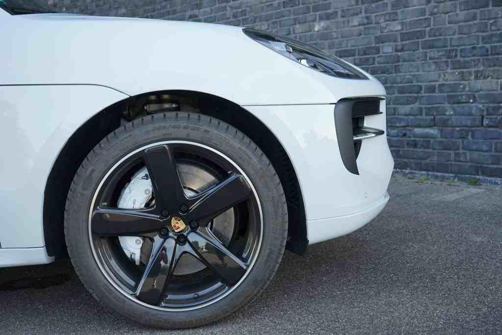2020 Porsche Macan GTS (380 PS), Felge