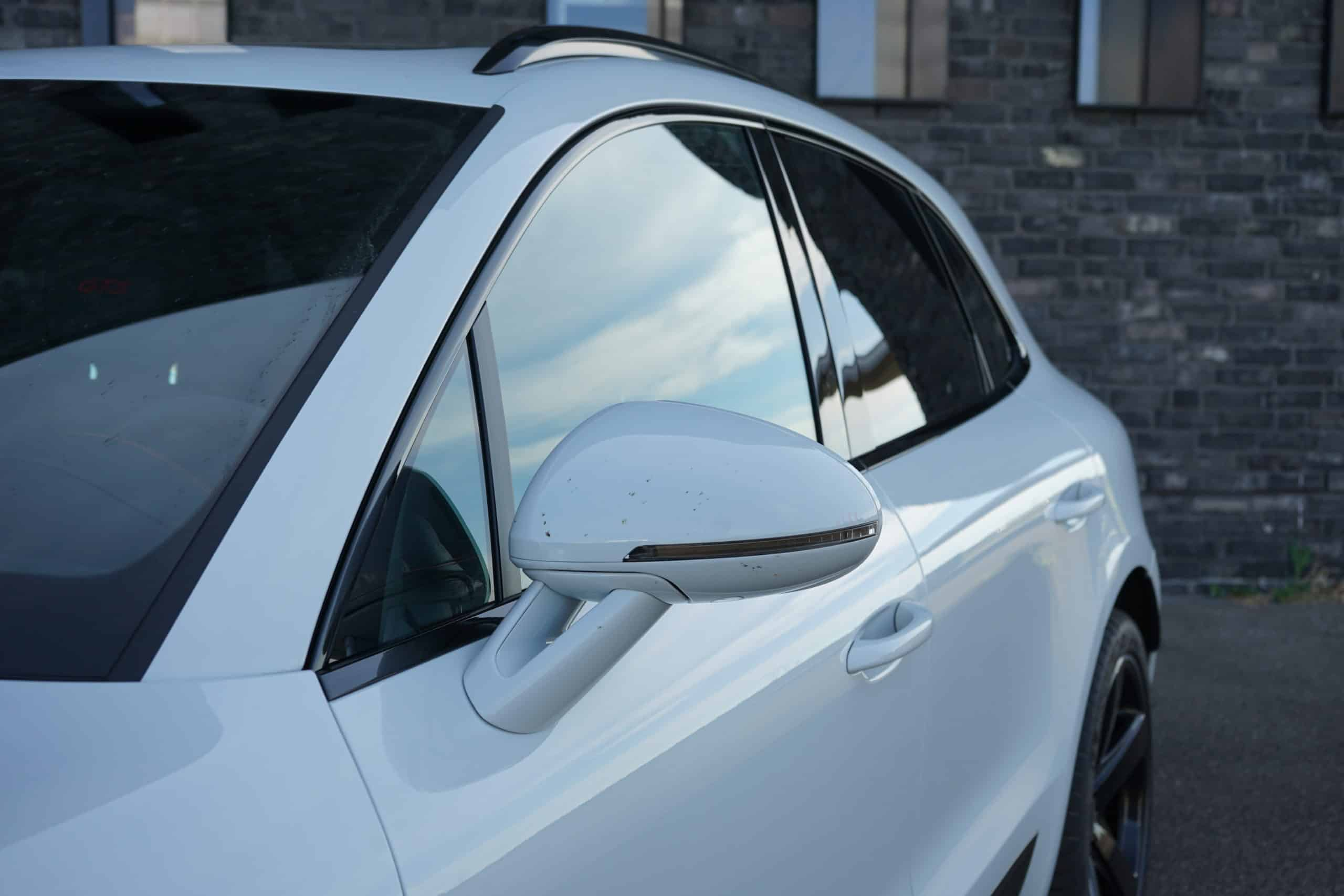 2020 Porsche Macan GTS (380 PS), Seitenspiegel