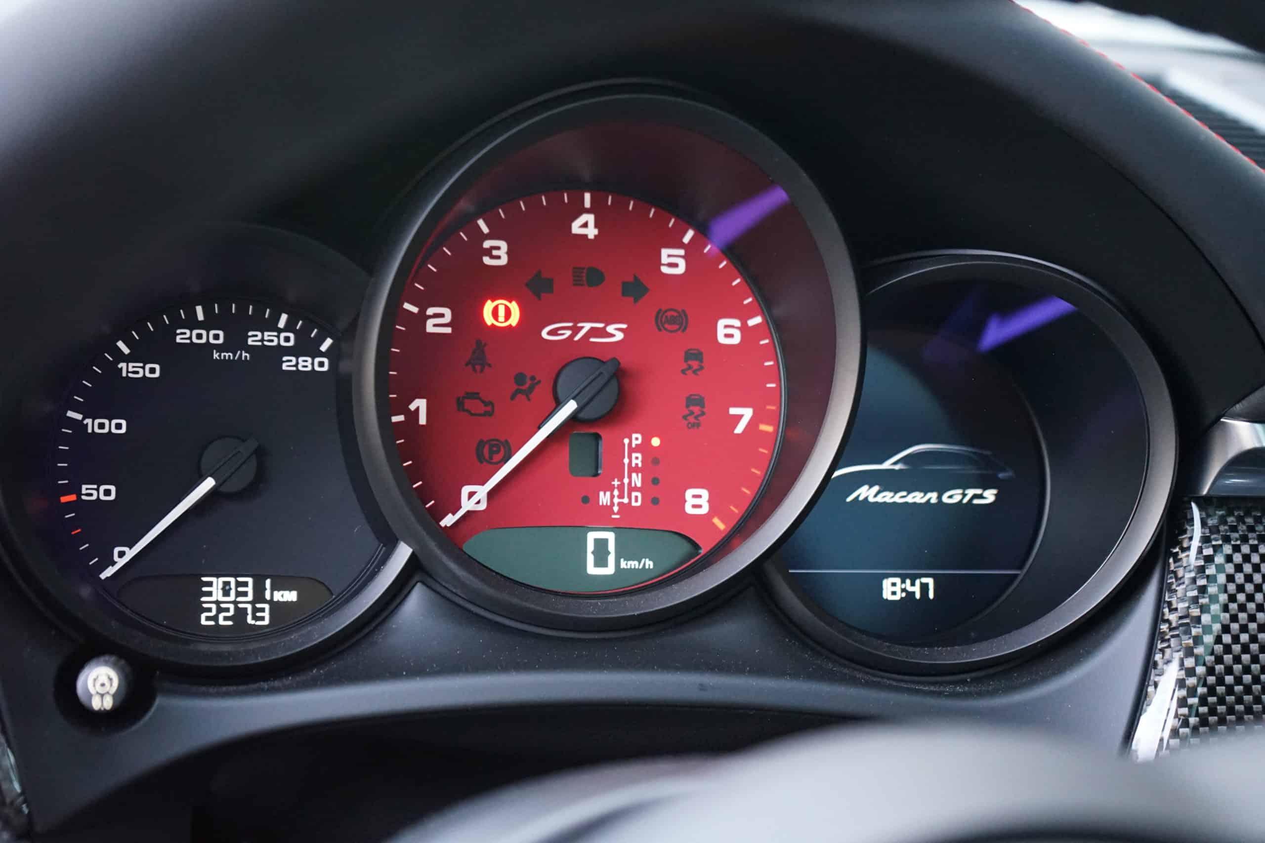 2020 Porsche Macan GTS (380 PS)