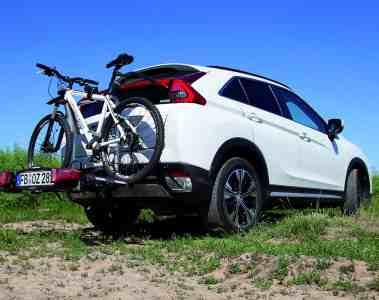 Mitsubishi bietet Lösung für Nutzer von E-Bikes