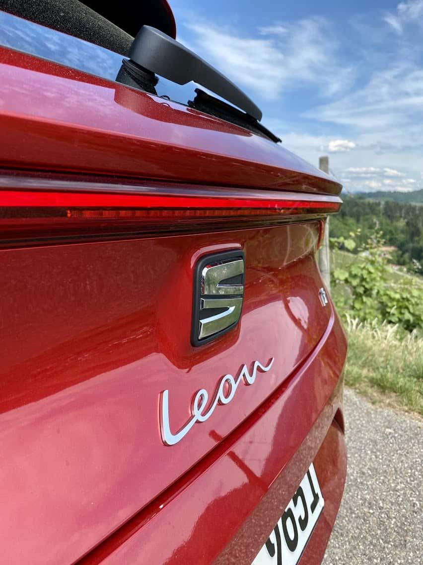 (2020) Seat Leon FR 1.5 eTSI ACT 7-Gang DSG