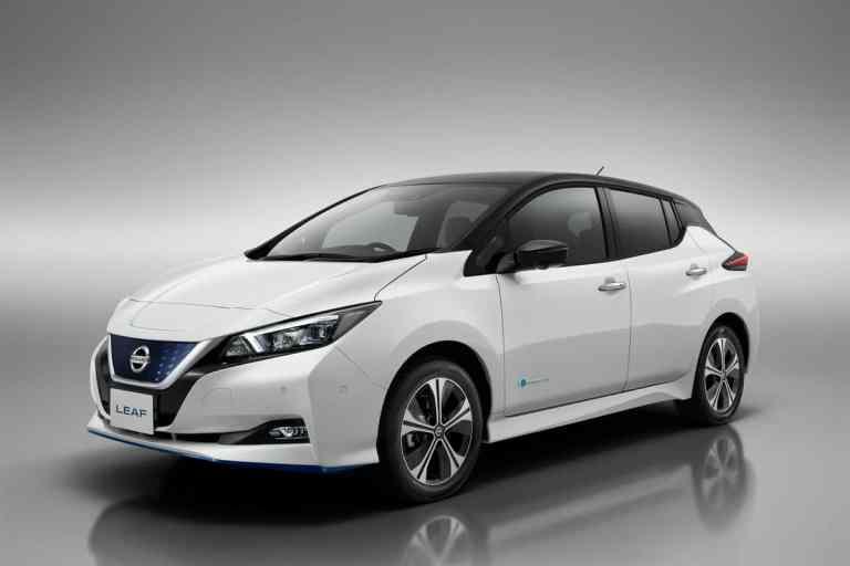 Nissan senkt Preise für den Leaf