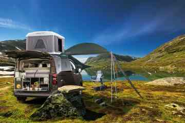 Toyota macht den Proace City Verso zum Wohnsitz