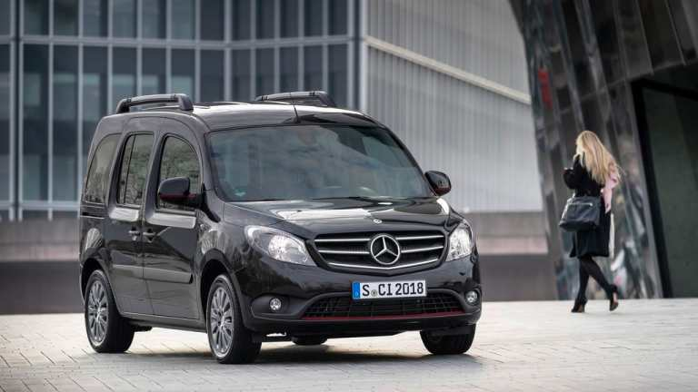 Mercedes-Benz Citan Tourer.