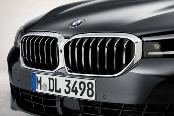 BMW 530d Touring.