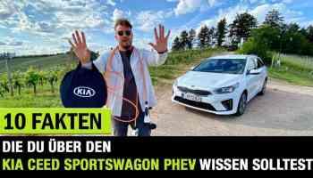 2020 Kia Ceed Sw Plug In Hybrid Spirit 141 Ps Fahrbericht Review Test Der Autotester De