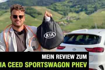 Kia Ceed SW Plug-in Hybrid, Jan Weizenecker