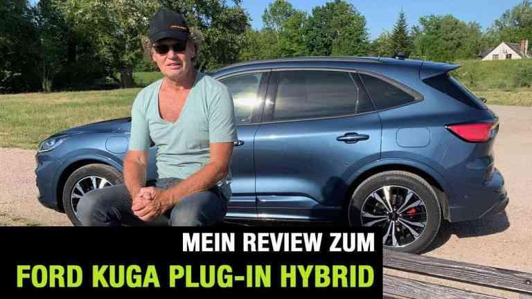2020 Ford Kuga 2.5 Plug-in Hybrid (225 PS)