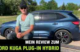 2020 Ford Kuga 2.5 Plug-in Hybrid (225 PS)