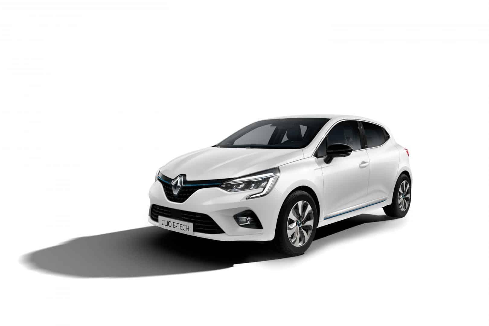 Neuer Renault Clio E-TECH 140