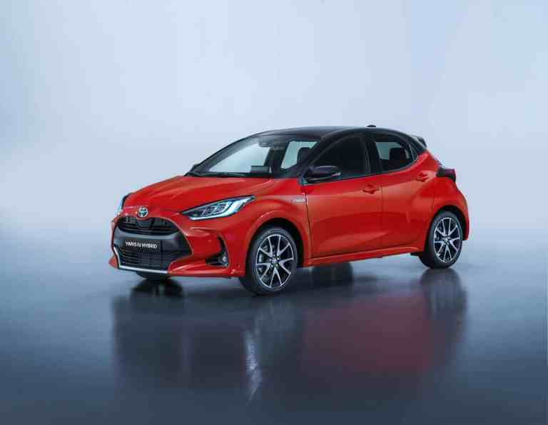 Neuer Toyota Yaris bestellbar