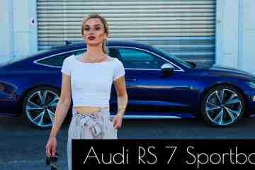 2020 Audi RS 7 Sportback (600 PS) - Hat er mein Herz gebrochen? - POV I Sound I Autobahn