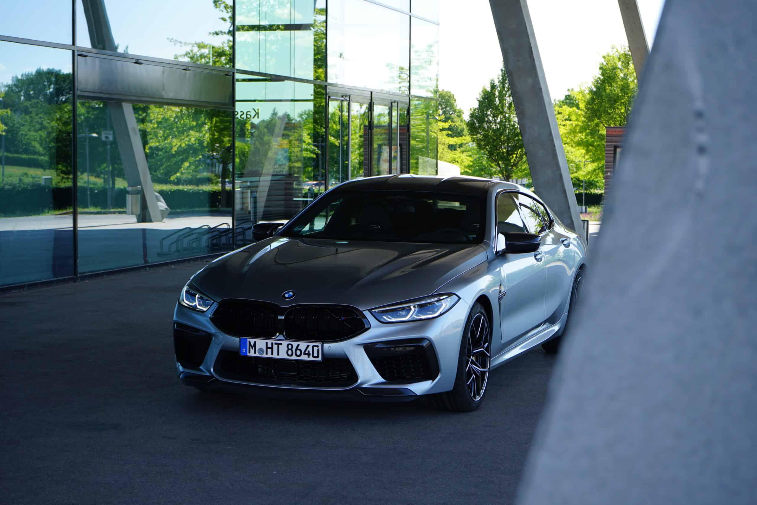 2020 BMW M8 Competition Gran Coupé (625 PS)