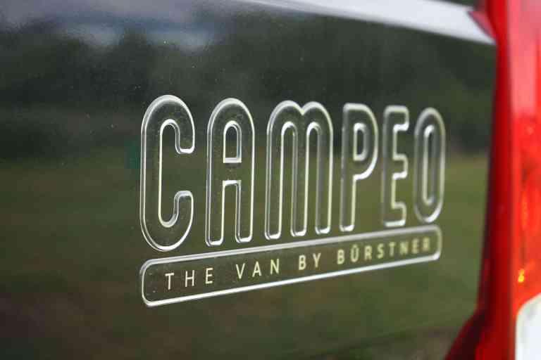 Bürstner Campeo C600 im Modelljahr 2020