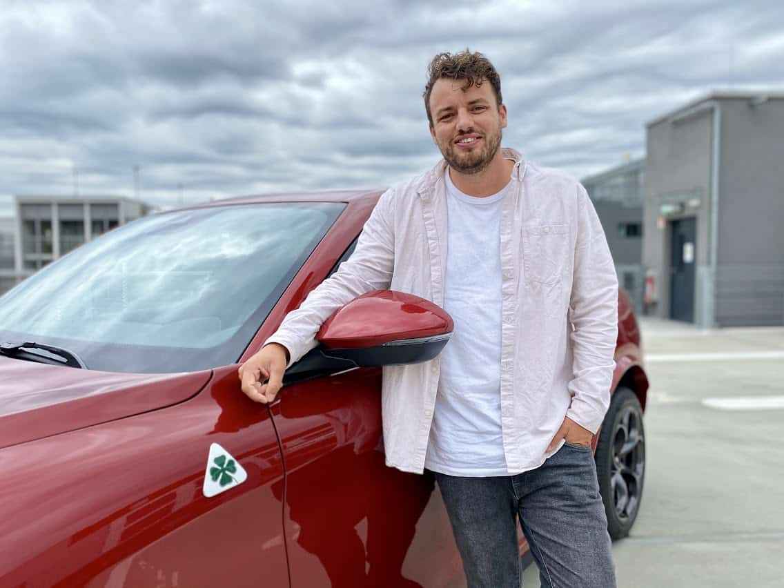 2020 Alfa Romeo Stelvio Quadrifoglio (510 PS), Jan Weizenecker