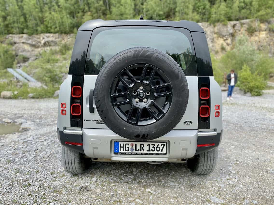 2020 Land Rover Defender P400 MHEV 110 (400 PS)