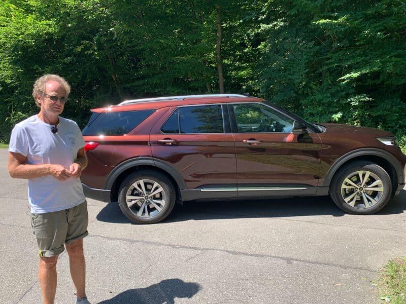 2020 Ford Explorer Plug-in Hybrid - Luxuriöses Ami-SUV für Europa? Fahrbericht | Review | Test