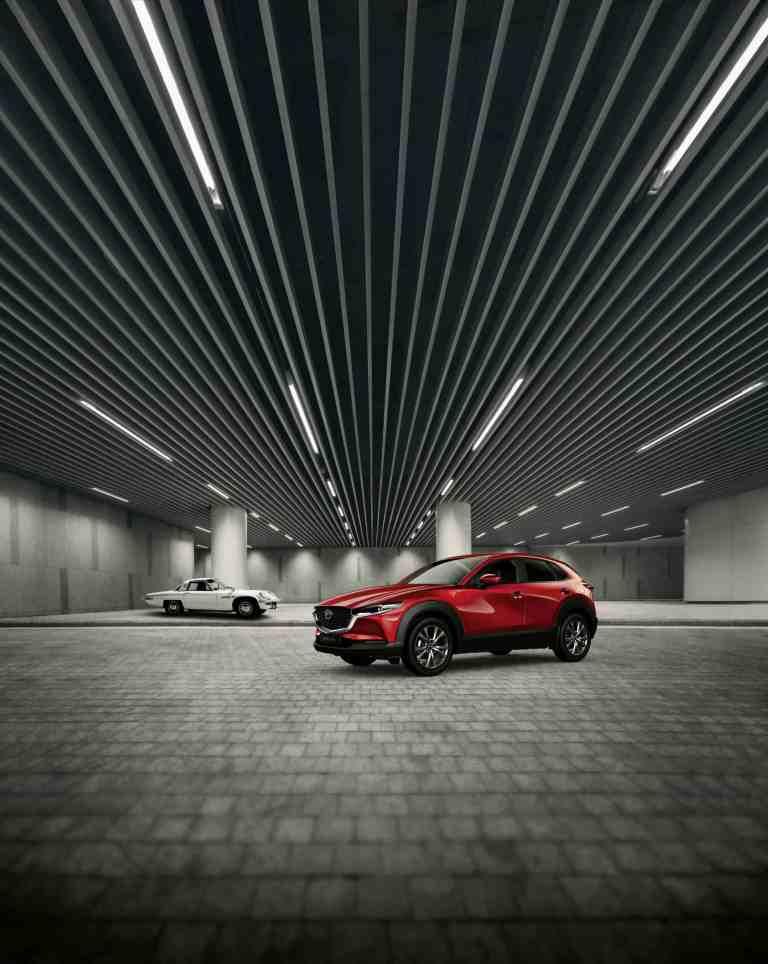 Mazda Jahr100|Wochen - Teuerste Ausstattungsoption gratis