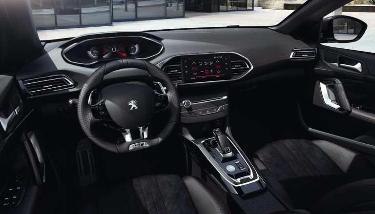 Peugeot 308 SW.