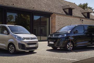 Citroën e-Spacetourer.