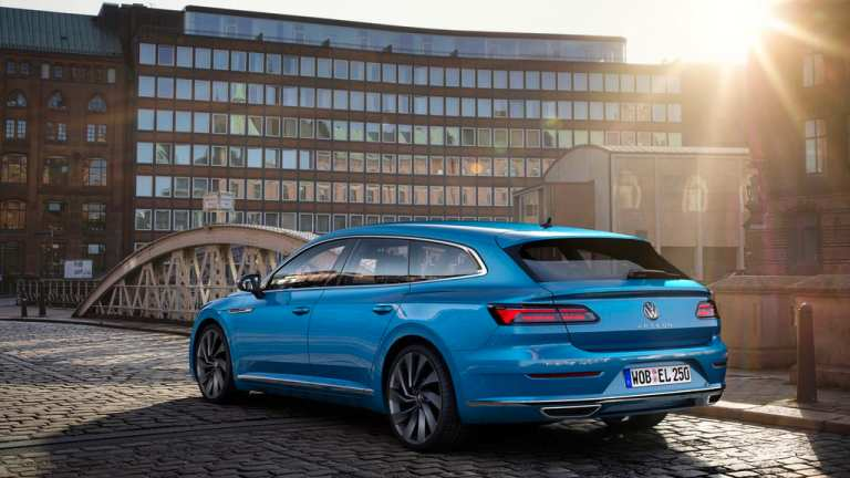 Neuer VW Arteon wird zum Kombi