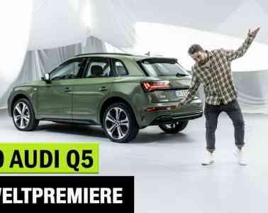 2020 Audi Q5 Facelift - Die Weltpremiere: Das Experten - Review | Test | Sitzprobe | Motoren | MIB 3