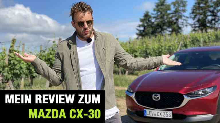 "2020 Mazda CX-30 Skyactiv-X 2.0 AWD M Hybrid ""Selection"", Jan Weizenecker"
