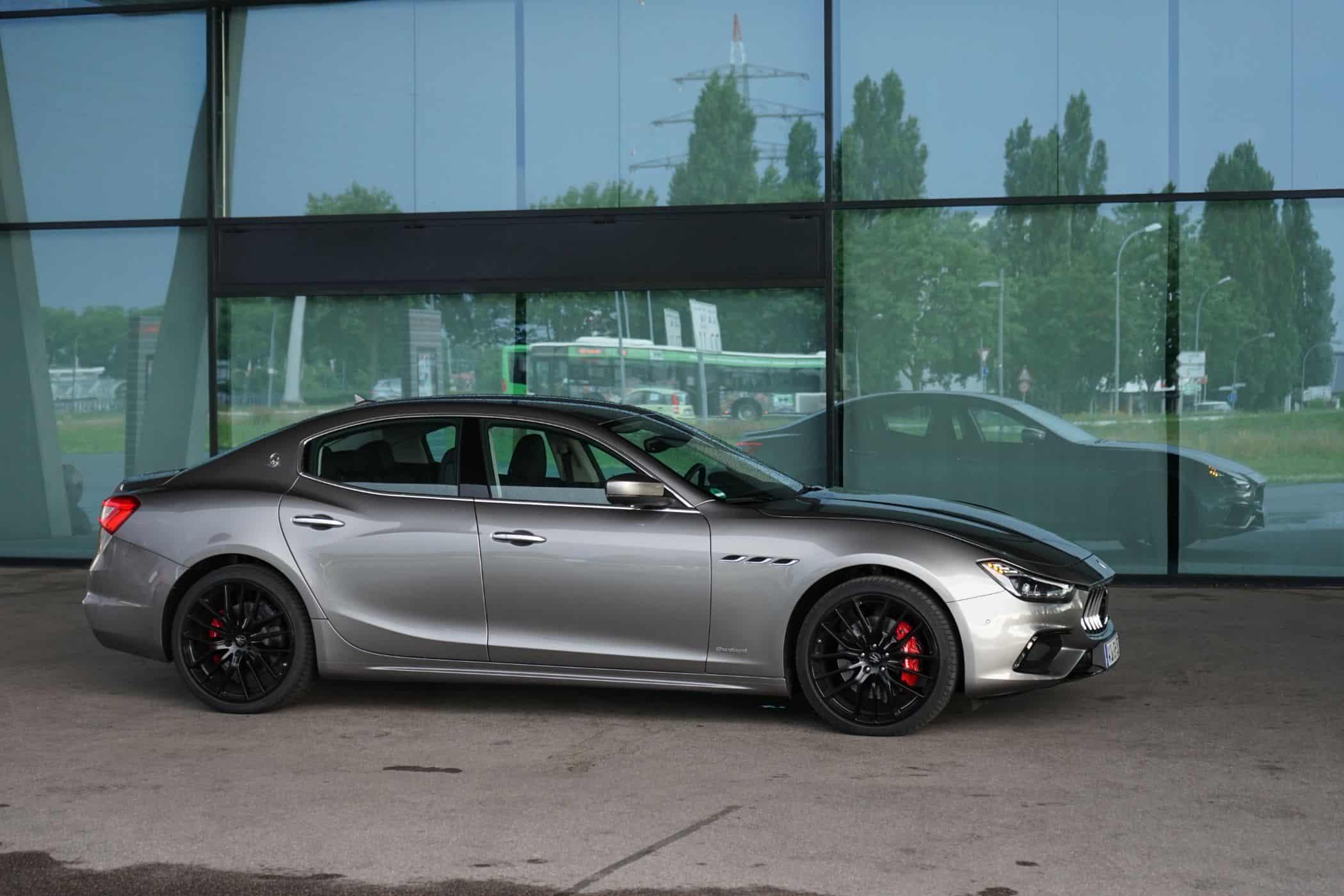 2020 Maserati Ghibli Gran Sport (350 PS) I Lohnt sich das Warten auf den Ghibli Hybrid?
