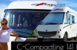 Carthago Wohnmobil C-Compactline 141 LE 2020 - Roomtour - Test I Fiat Ducato Basis I Reisemobil, NinaCarMaria