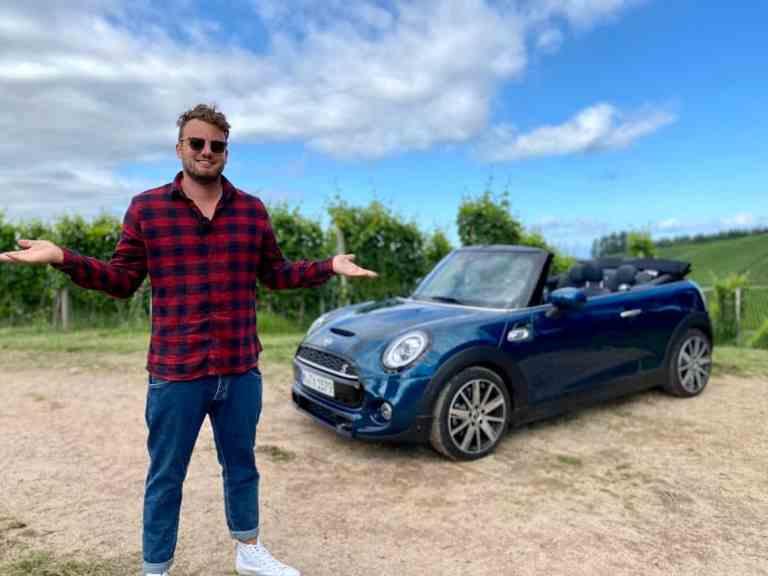 "2020 MINI Cooper S Cabrio Sidewalk Edition (192 PS) - ""Oben Ohne"" - Fahrbericht | Review | Test, an Weizenecker"