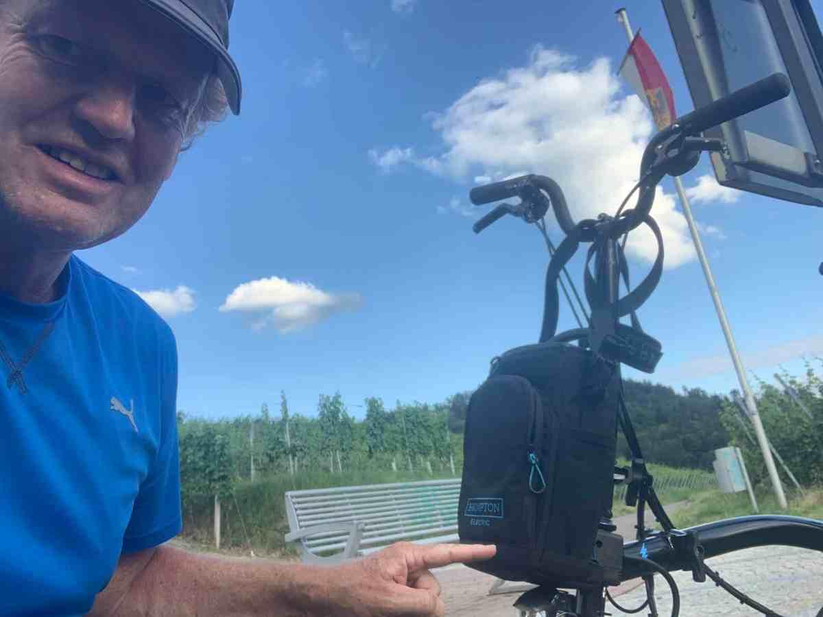 Brompton Electric - E-Faltrad mit Verbesserungspotenzial, Dr Friedbert Weizenecker