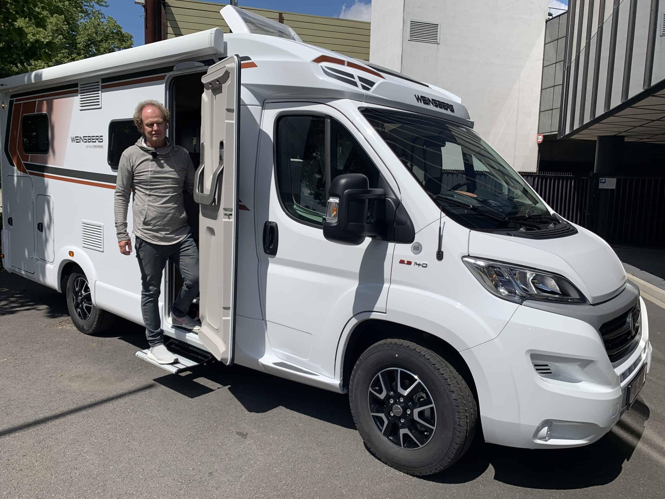 2020 Weinsberg Pepper (140 PS) - Scharfes Kompakt -Reisemobil - Neu: auf Ducato Basis