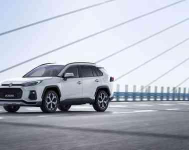 Neuer Suzuki Across kommt im Herbst