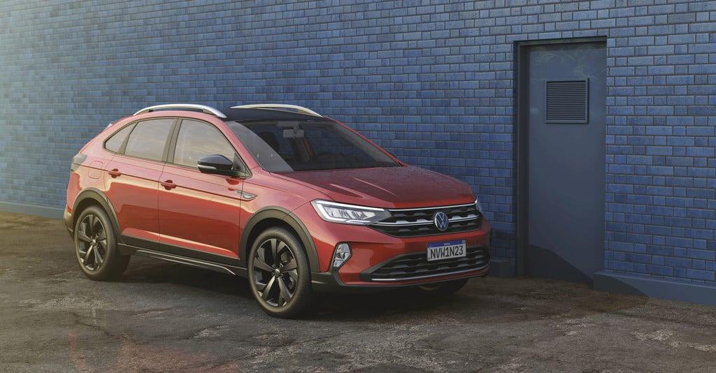 Volkswagen Nivus.