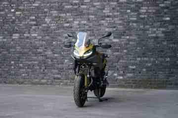 Motorradmarkt boomt: Über 10.500 Neuzulassungen mehr