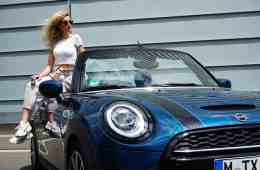 (MY2020) Mini Cooper S Cabrio Sidewalk 2,0-Liter-Vierzylinder (192 PS)