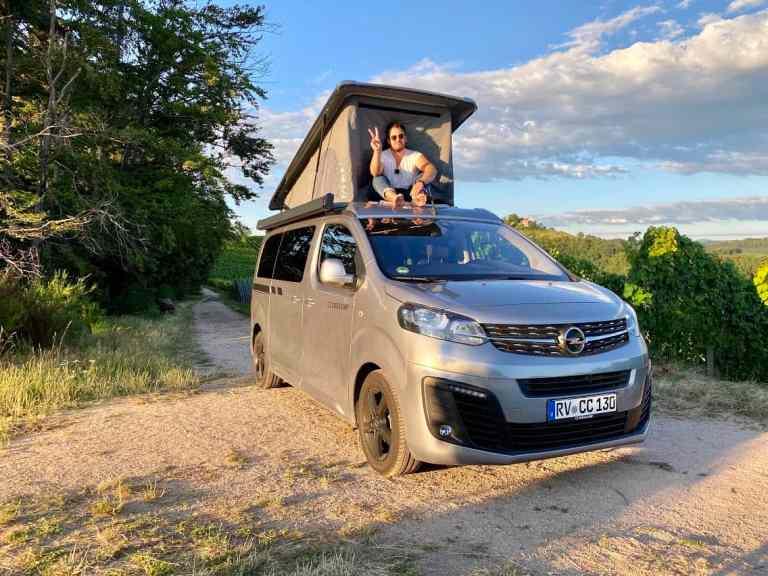 2020 Crosscamp Life: Camping-Van auf Opel Zafira Life Basis - Fahrbericht | Review | Test