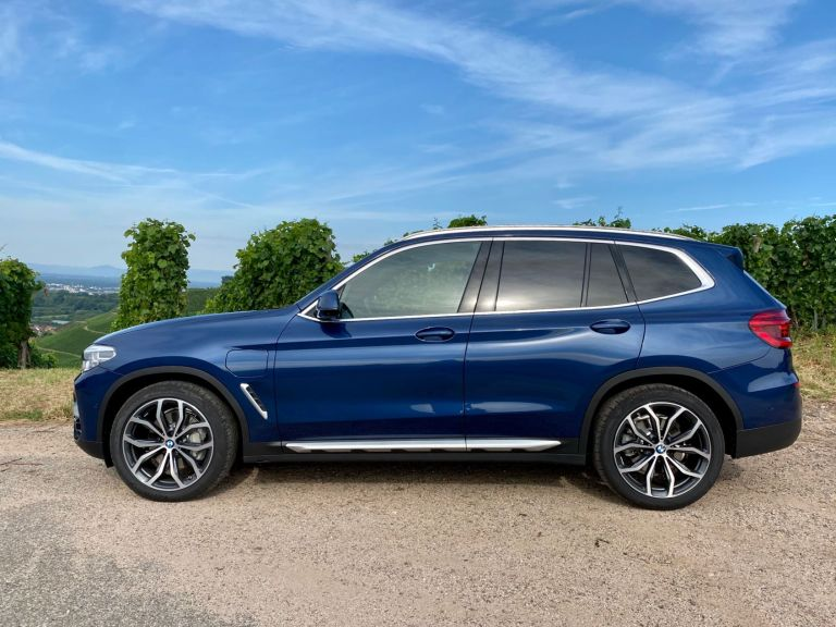 "2020 #BMW #X3 xDrive30e Plug-in Hybrid ""xLine"" (292 PS) - #Fahrbericht 