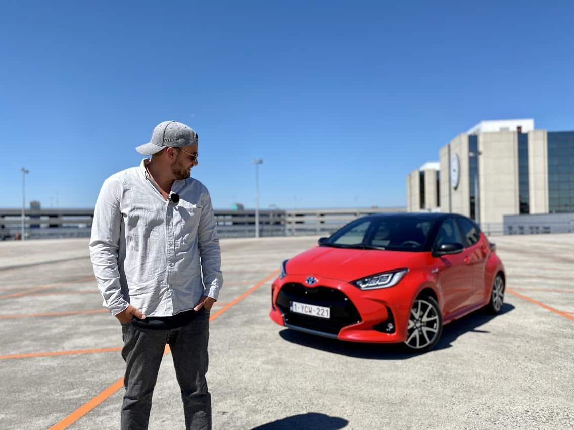 2020 Toyota Yaris 1.5 Hybrid (116 PS) - Was kann Generation VIER? Fahrbericht | Review | Test, Jan Weizenecker