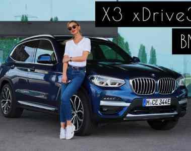 BMW X3 Plug-in Hybrid (292 PS) I Meine Eindrücke des X3 xDrive30e I Test I Review I Sound I POV, NinaCarMaria